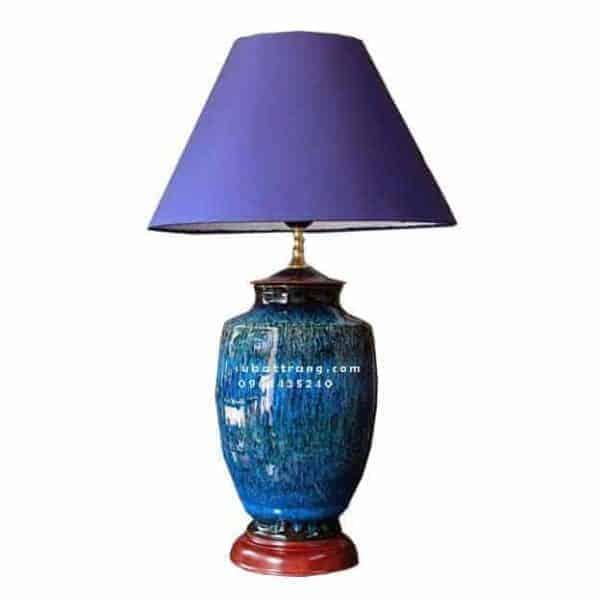 Đèn Ngủ Miệng Rộng Men Hỏa Biến Cao Cấp - 150007