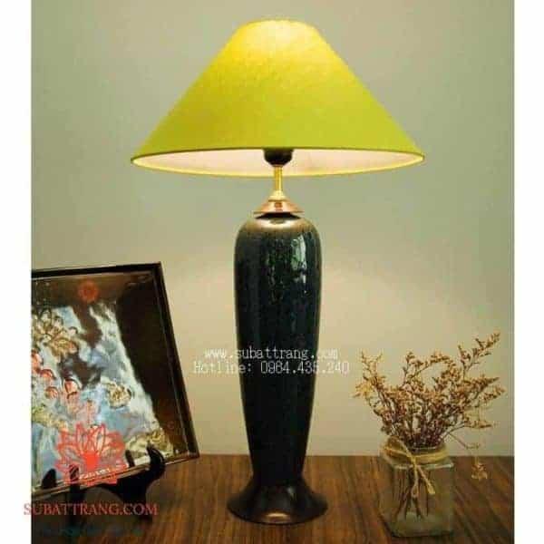 Đèn Gốm Chân Thon - 150031